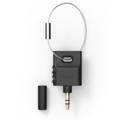 Keyring Splitter - Black