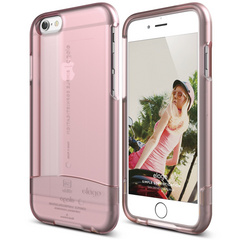 S6 Glide for iPhone 6 - Frosted Lovely Pink