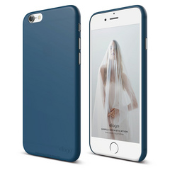 S6 Inner Core Case for iPhone 6/6s - Jean Indigo
