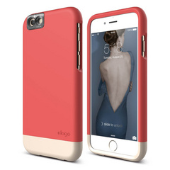 S6+ Glide Cam for iPhone 6s Plus - Italian Rose / Gold