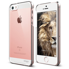 S5 Slim Fit 2 Case for iPhone 5/5s/SE - Crystal Clear