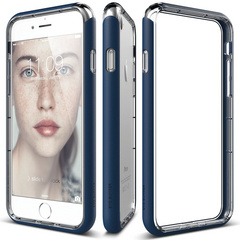 S7 Bumper for iPhone 7 - Jean Indigo