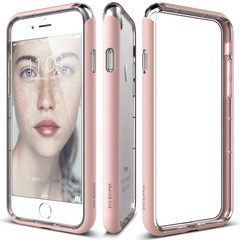 S7 Bumper for iPhone 7 - Lovely Pink