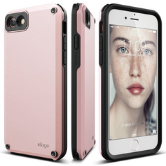 S7 Armor for iPhone 7/8 - Lovely Pink