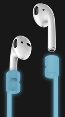 Airpods Strap - Nightglow Blue