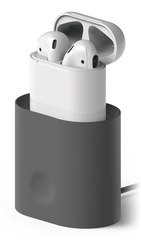 Airpods Charging Stand - Dark Gray