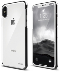 Slim Fit 2 for iPhone X -  Liquid Crystal