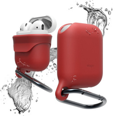 Airpods Waterproof Hang Case - Red