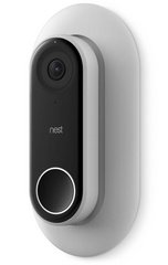 Wall Plate for Nest Hello Doorbell - White