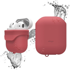 Airpods Waterproof Case - Italian Rose