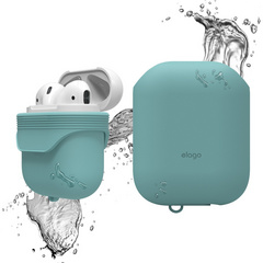 Airpods Waterproof Case - Coral Blue