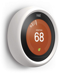 Controller Grip for Nest Learning Thermostat - White