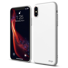 Slim Fit for iPhone Xs - White