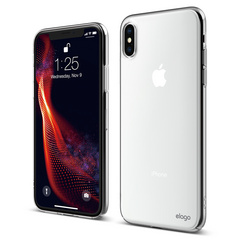 Slim Fit for iPhone Xs - Crystal Clear