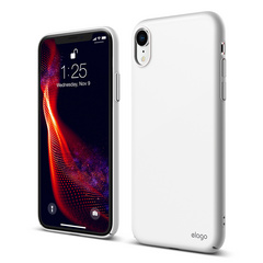 Slim Fit for iPhone Xr - White