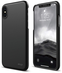 Slim Fit 2 for iPhone X - Soft Black