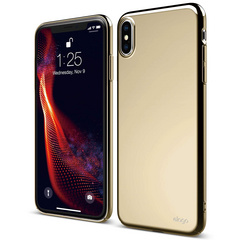 Slim Fit for iPhone Xs Max - Metallic Gold