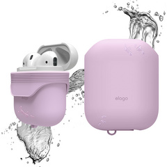 Airpods Waterproof Case - Lavender