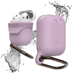 Airpods Waterproof Hang Case - Lavender