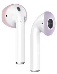 Airpods Secure Fit Cover - Lovely Pink/Lavanda