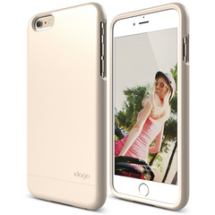 S6+ Glide for iPhone 6 Plus - Champagne Gold / Champagne Gold