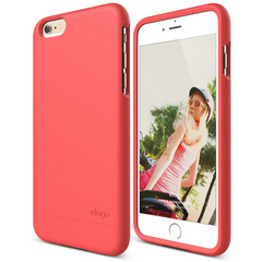 S6+ Glide for iPhone 6 Plus - Italian Rose / Italian Rose