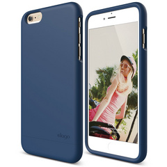 S6+ Glide for iPhone 6 Plus - Jean Indigo / Jean Indigo