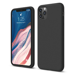 Silicone Case for iPhone 11 PRO - Black