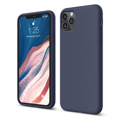 Silicone Case for iPhone 11 PRO - Jean Indigo