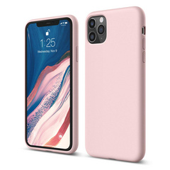 Silicone Case for iPhone 11 PRO - Lovely Pink