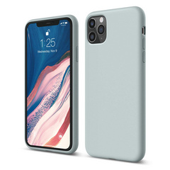 Silicone Case for iPhone 11 PRO - Baby Mint