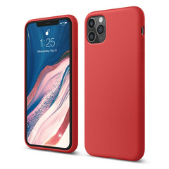 Silicone Case for iPhone 11 PRO - Red