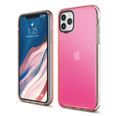 Hybrid Case for iPhone 11 PRO - Neon Pink