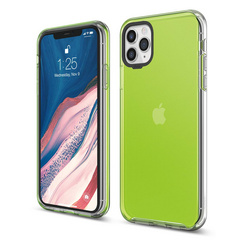 Hybrid Case for iPhone 11 PRO - Neon Yellow