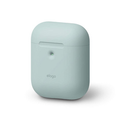 Airpods Silicone Case - Baby Mint