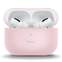 Airpods Pro Slim Silicone Case - Lovely Pink