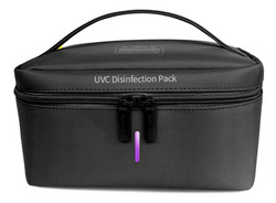 Carrying desinfection UV bag