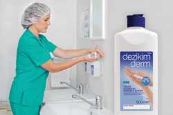 Hand disinfection | Neutral alcohol-based hand sanitizer