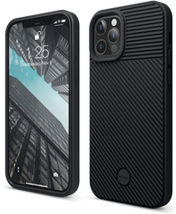 Cushion Case for iPhone 12 PRO Max - Black