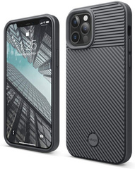 Cushion Case for iPhone 12 PRO Max - Dark Gray