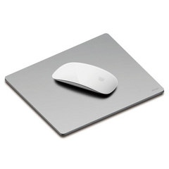 Aluminium Mouse Pad - Dark Gray